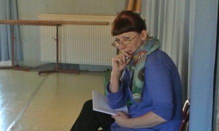 Vaison: Carte blanche à la chorégraphe Françoise Murcia