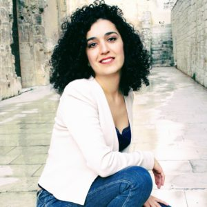 Le soprano Armelle Khourdoïan