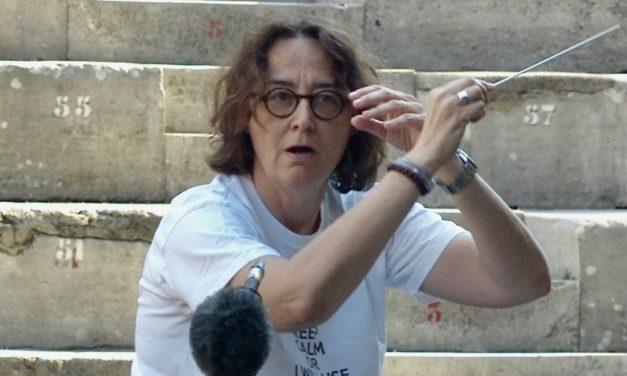 Rencontre avec Nathalie Stutzmann, chef d'orchestre