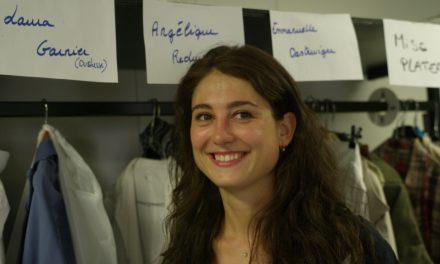 Rencontre avec Laura Garnier, costumière