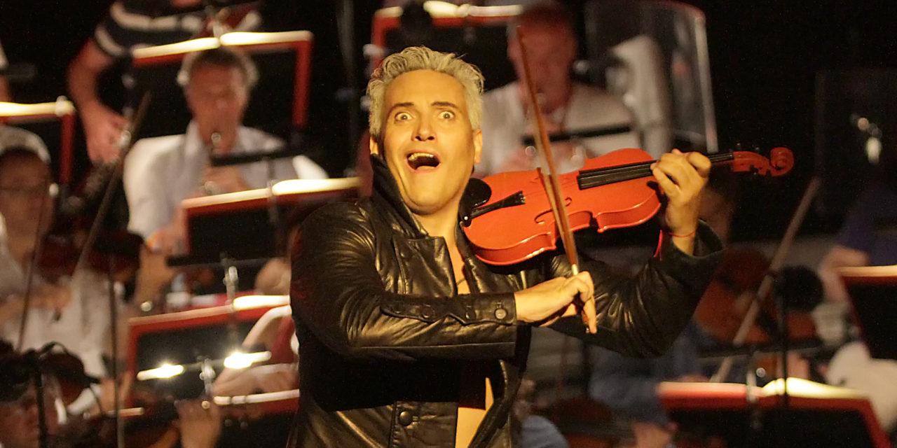 Mefistofele et son violon