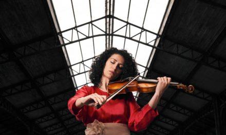 Rencontre avec Saténik Khourdoïan, violoniste