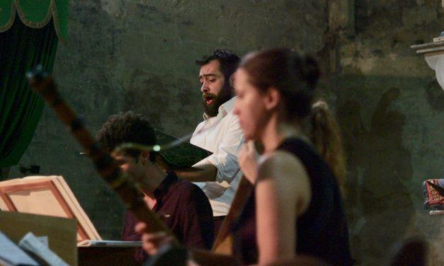 Vaison: Un «The Fairy Queen» de Purcell délicat par l'Ensemble Markus Hünninger