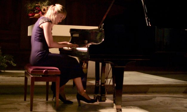 Festival Durosoir : les prouesses pianistiques d'Olga Kirpicheva