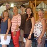 Les Master class de Saintes avec Béatrice Uria Monzon