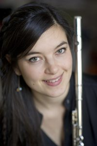 Mathilde Calderini Savoie, Orchestre national de Lille, Flûtiste, Chambéry.