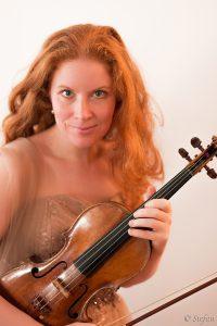 Eleonore Darmon, violoniste