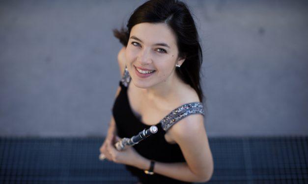 Rencontre avec Mathilde Calderini, flûtiste