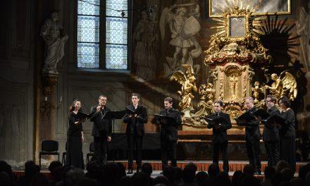 Avignon : Musica Nova au festival de Musique baroque