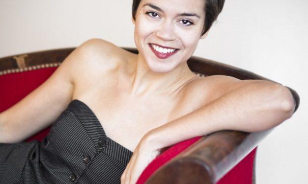 Rencontre avec Lamia Beuque, mezzo