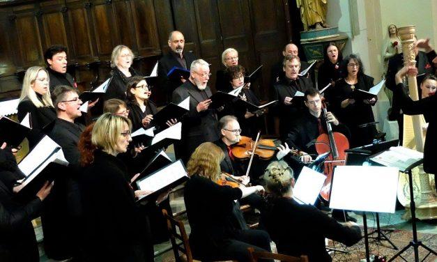 Musique Baroque en Avignon accueille le Choeur Homilius