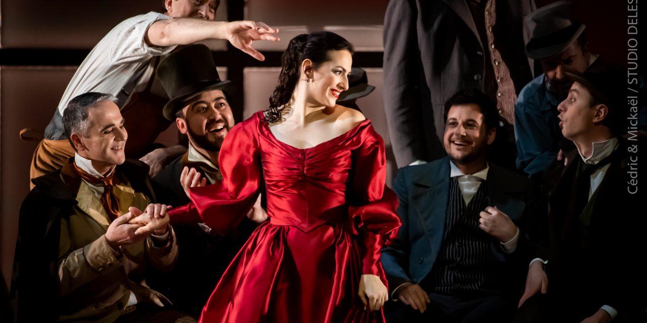 Avignon : Ludivine Gombert enchante La Bohème