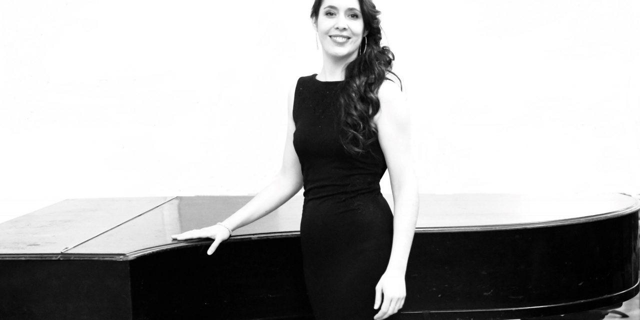 Avignon: Rencontre avec Ludivine Gombert, soprano