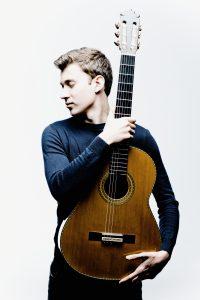 Le guitariste toulousain Thibaut Garcia nominé aux Victoires de la musique classique 2019 Photo: Marco Borggreve