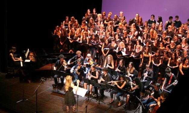 Avignon : Le lycée Aubanel donne son concert à Confluence