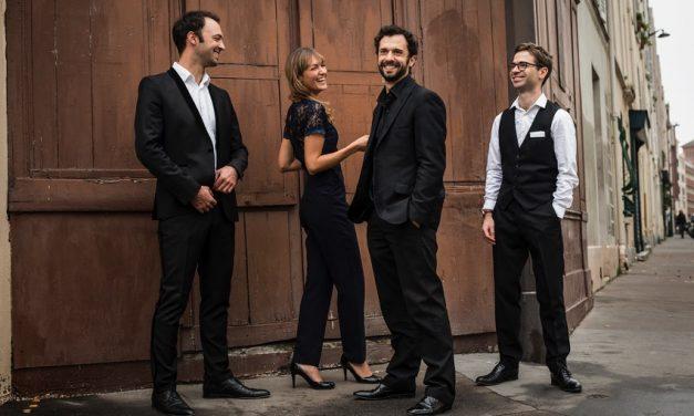 Avignon: Rencontre avec François Galichet, quatuor Varèse