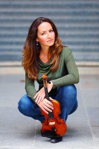 Geneviève Laurenceau violon