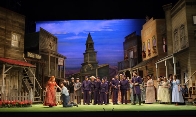 Les couleurs éclectiques de l'opéra de Toulon