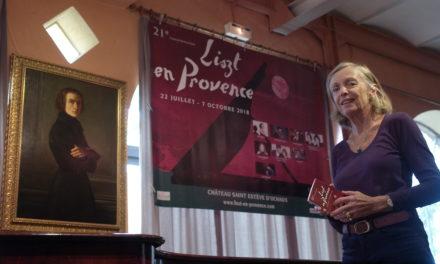 Rencontre avec Thérèse Français de Liszt en Provence