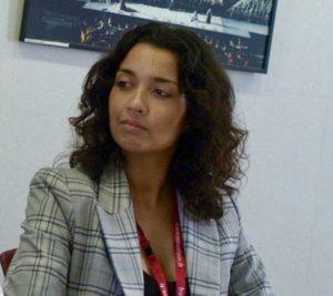Mirabela Vian chorégraphe danseuse et comédienne aux Chorégies d'Orange danseuse et comédienne