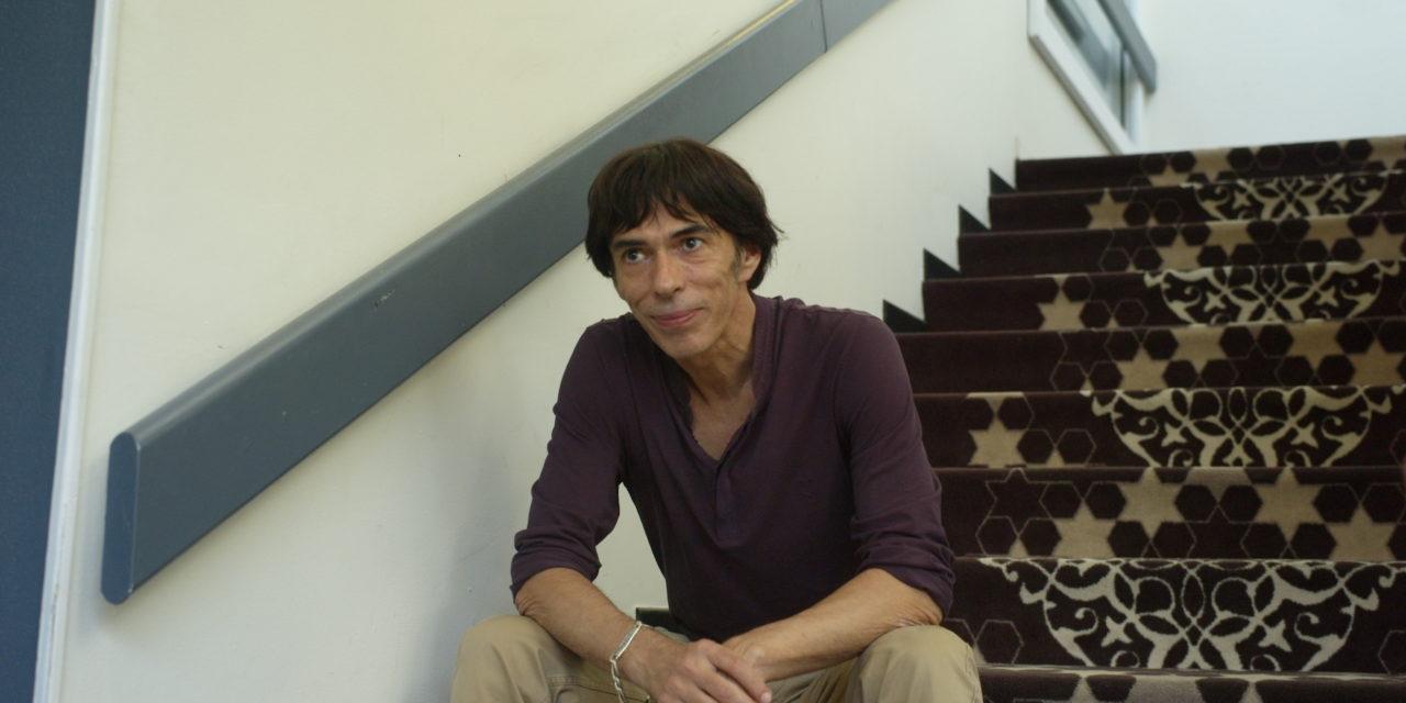 Gil Roman porte-étendard  du Béjart ballet de Lausanne
