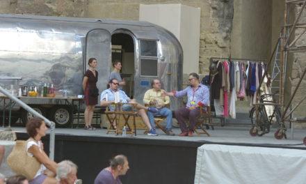 Chorégies d'Orange: Le barbier de Séville dans un studio de cinéma