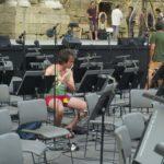Chorégies d'Orange: la solitude du musicien