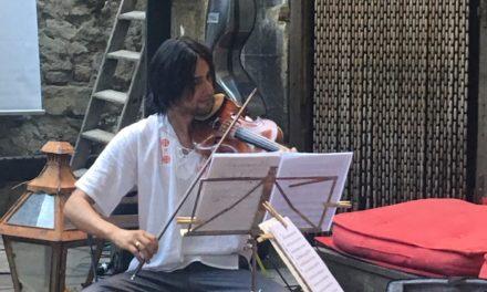 Rencontre avec Yardani Torres Maiani, violoniste