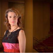 Sophie Koch, mezzo soprano est marraine du Refuge Kol au Cambodge