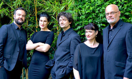 Rencontre avec Cecil Gallois de l'ensemble vocal Tarentule