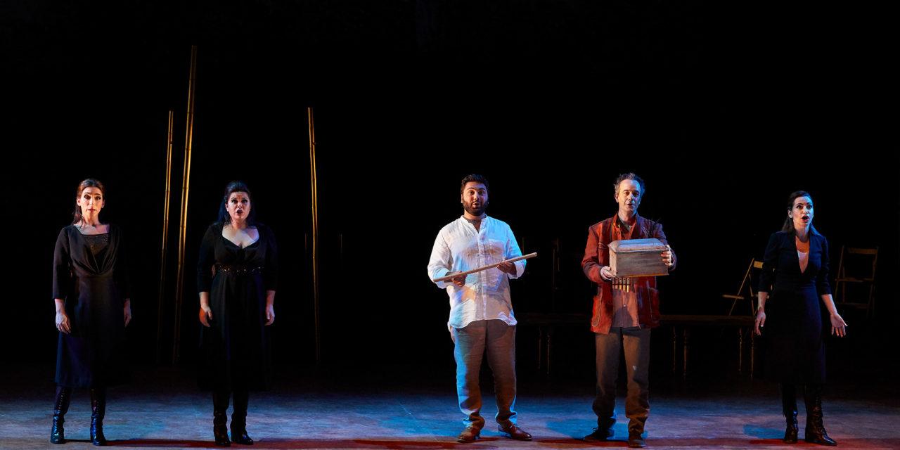 Festival Castell de Peralada: Une Flûte enchantée statique