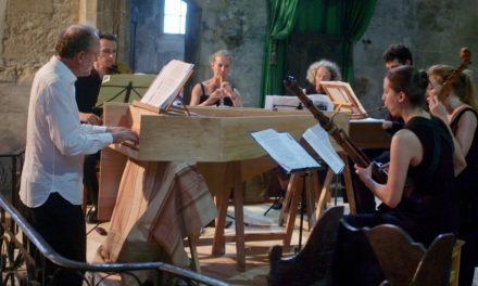 Rasteau et Vaison : Deux cantates de Bach à l'affiche des 21 et 22 septembre