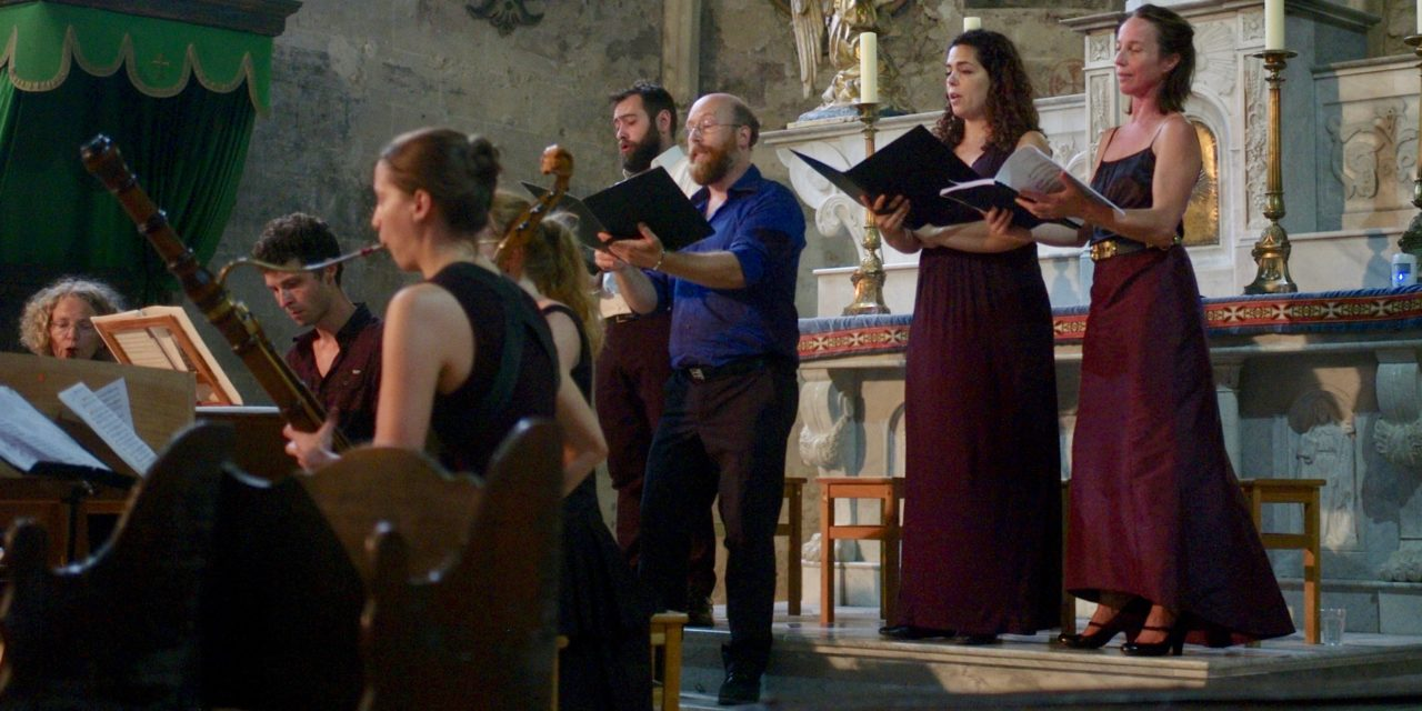 """Vaison: Un """"The Fairy Queen"""" de Purcell délicat par l'Ensemble Markus Hünninger"""