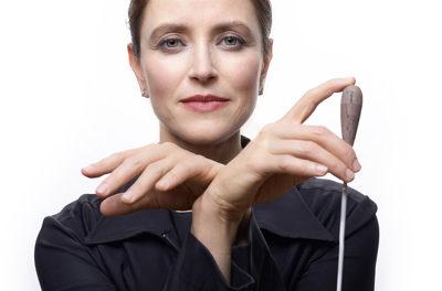 Rencontre avec Debora Waldman, chef d'orchestre