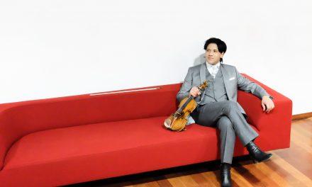 Vaison: le violoniste Christophe Quatremer et le quatuor Hadès