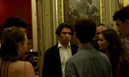Opéra de Toulon : Le violoncelliste Gautier Capuçon en discussion