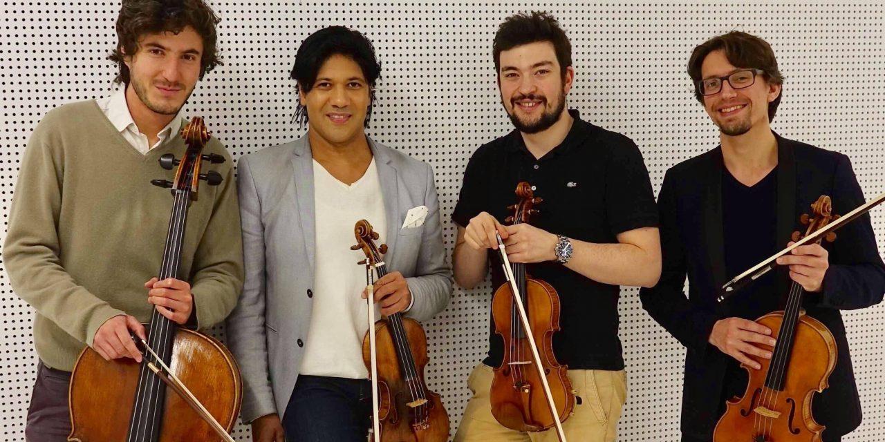 Vaison: Le quatuor Hadès en concert