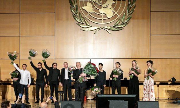 Décès de Charles Aznavour: La communauté arménienne perd son héros