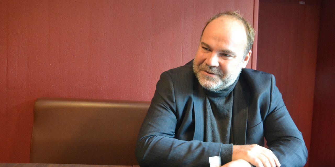 Rencontre avec Samuel Jean, chef d'orchestre