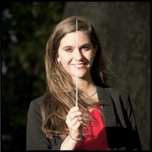 Chloé Dufresne chef d'Orchestre