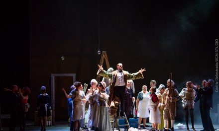 Avignon : Le Nozze di Figaro de Mozart hors du temps