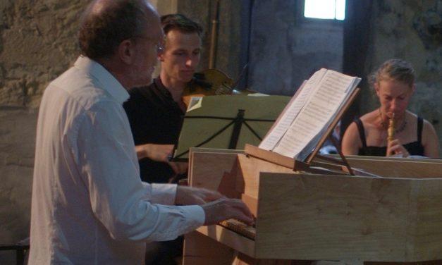 Rasteau : Telemann à l'honneur des Moments musicaux de Cacharel