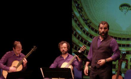 Chiaro di Luna, la ballade méditerranéenne de Florian Laconi