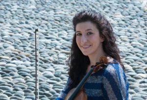 Maité Louis violoniste Grenoble