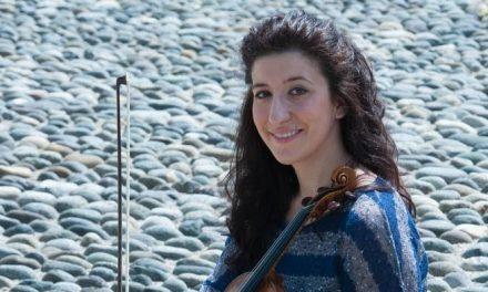 Rencontre avec Maïté Louis, violoniste