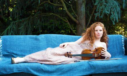 Rencontre avec Eléonore Darmon, violoniste