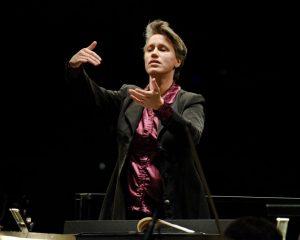 Alexandra Cravero, chef d'Orchestre de Marseille