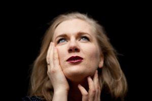 Iryna Kyshliaruk, soprano ukrainienne a remporté le prix des mélodies à Gordes