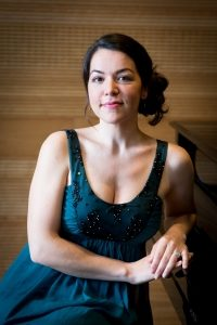 Le mezzo Anne-Sophie Vincent a remporté le concours de Marseille et de Marmande en 2018