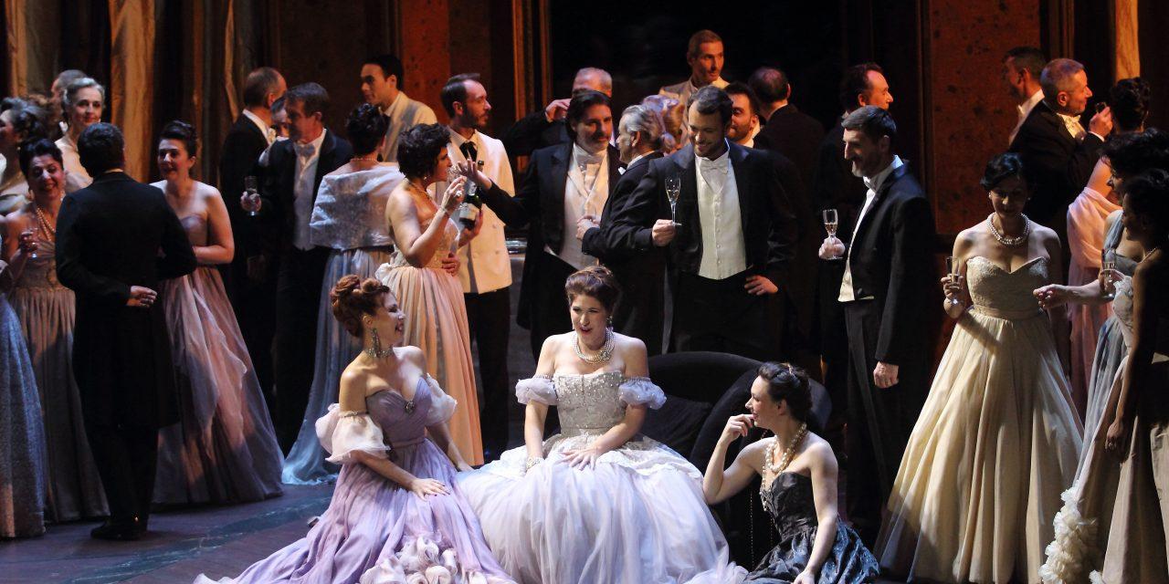 La Traviata à Marseille : Nicole Car tendre et onirique